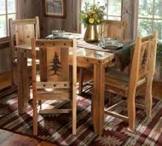 Rustic style furniture Master Bedroom Dining Room Furniture Amazoncom Log Cabin Furniture Rustic Furniture Black Forest Decor