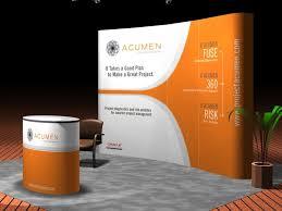 Trade Show Booth Design Ideas acumen trade show booth design