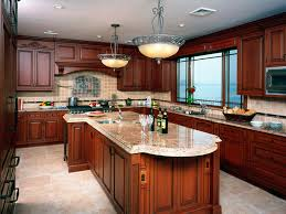 Small Picture pictures of kitchens with cherry cabinets Cherry Kitchen