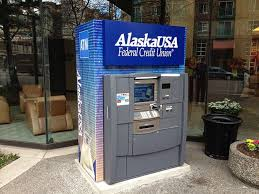 Vending Machine Enclosures Mesmerizing Alaska USA Federal Credit Union ATM Enclosure ATM Enclosures