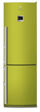 Lime Green Kitchen Appliances New Electrolux Inspiration Fridge Freezers Fresher Colours