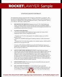 Temporary Employment Contract Template 40 Temporary Employment Contract Template Markmeckler