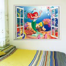 Mermaid Bedroom Decor Little Mermaid Bedroom Decorations Best Bedroom Ideas 2017