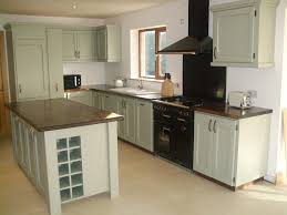 painted kitchen cabinets before and afterConcrete Countertops Chalk Paint Kitchen Cabinets Before And After