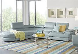 Sofia Vergara Cassinella Hydra 6 Pc Sectional Living Room Living