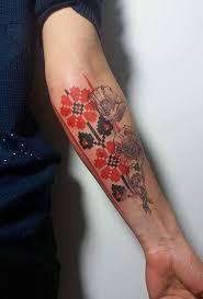 с вышивкой на теле почему я сделал татуировку