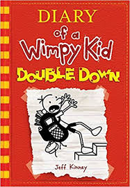 diary of a wimpy kid 11 double down jeff kinney 9781419723445 amazon books