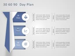 30 60 90 Day Plan Powerpoint Template 8 30 60 90 Day Plan