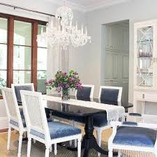 blue velvet dining room chairs cream home accents in accordance with square dining table design of