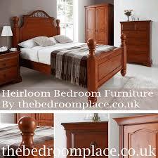 Oak Bedroom Furniture Uk Heirloom Oak Bedroom Furniture From Thebedroomplacecouk Uk