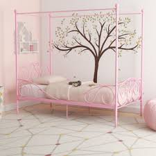 Bed designs for girls Double Deck Quickview Interior Design Ideas Girls Kids Beds Youll Love Wayfair