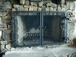 iron fireplace screen. Fireplace Screens With Doors Iron Screen Custom Wrought V