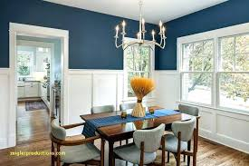 painting two tone walls with chair rail chair rail paint ideas top result two tone dining