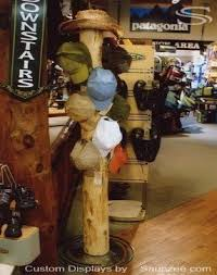 Wooden Hat Stands For Display Free Standing Hat Rack Foter 49