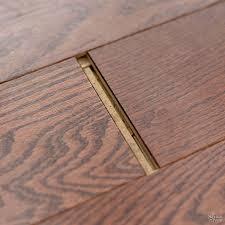 how to fix floating floor gaps diy