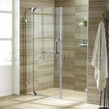 10mm clear tempered glass shower door 10mm transpa toughened glass shower door 10mm tempered
