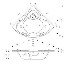 corner bath dimensions bathtub bathtubs standard smallest tub triangle hot dimensi corner tub dimensions