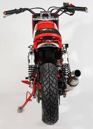 Maybe you would like to learn more about one of these? Custom 2019 Honda Monkey 125 Tracker Mini Bike Motorcycle Build