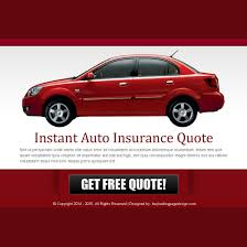 instant insurance quote auto insurance ppv landing page design templates for your marketing