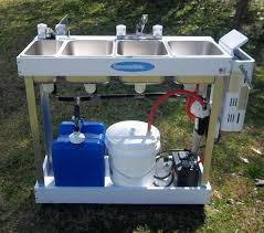 diy portable sink ideas