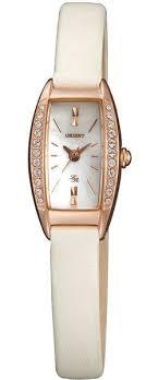 Японские наручные <b>часы Orient UBTS004W</b> женские кварцевые