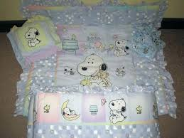 baby nursery peanuts baby nursery snoopy bedroom decor office collection themed my bedding huge set