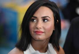 Demi Lovato Billboard Chart Lovatos Sober About Relapsing Re Enters Billboard Chart