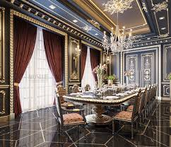 luxury dining room. Royalty In The Darkness Again After Blackum \ Luxury Dining Room