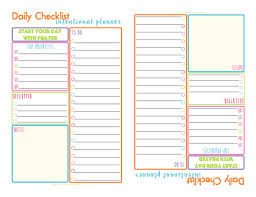 todo checklist new junior page daily checklist aka todo list the oil posse