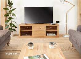 Stunning baumhaus mobel Oak Dining Baumhaus Mobel Oak Mounted Widescreen Television Cabinet Woodpecker Interiors Baumhaus Mobel Oak Mounted Widescreen Television Cabinet Nico