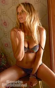 10 Best images about S.I. Swimsuit on Pinterest Brooklyn decker.