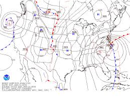 Surface Analysis Chart Symbols How To Read Symbols And Colors On Weather Maps