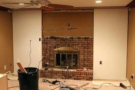 brick fireplace remodel brick fireplace ideas brick fireplace remodel idea
