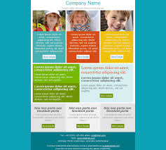 33 Best Email Template Designs For Download Purchase Free Family