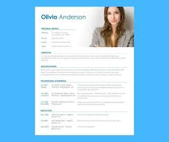 Free Online Resume Templates Open Office Free Open Office Resume Templates Shocking Online Creative For 3