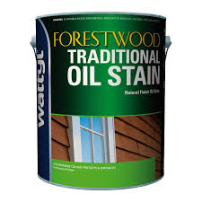 Wattyl Forestwood Traditional Oil Stain