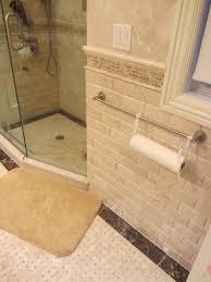 travertine subway tile shower. Exellent Shower Travertineporcelaintilewoodplankstilehousewithbrowntile Flooringinthelivingroom On Travertine Subway Tile Shower O