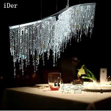 luxury modern lighting. led italian luxury crystal pendant lights model room after the modern simple nordic bedroom restaurant lighting y