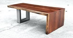 wood coffee table base only wood coffee table base only for log wood tops raysa house