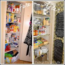 Organizing Kitchen Pantry My Pantry Organized Before After