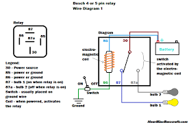 bosch 30 amp relay wiring diagram bosch image bosch relay wiring solidfonts on bosch 30 amp relay wiring diagram
