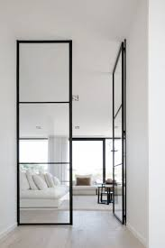 interior glass doors. These Doors Balegem House / Vekeman Koen Architenbureau Interior Glass D
