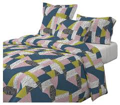 1 80s cotton duvet cover contemporary duvet covers and duvet sets by roostery
