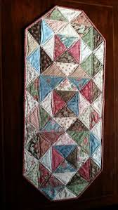 Waffle Time II Quilted Table Runner by ChesterCountyQuiltng ... & Triangulations Quilted Table Runner by ChesterCountyQuiltng. Chester  CountyQuilted ... Adamdwight.com
