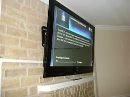 michael tv over brick fp 5 19 12