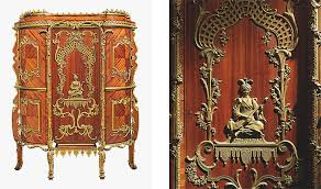 collecting antique furniture style guide. An Important French Ormolu-mounted Kingwood And Bois Satiné Cabinet By Emmanuel-Alfred (dit Alfred II) Beurdeley, Paris, Dated 1894. Collecting Antique Furniture Style Guide A