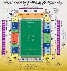Season Ticket Memberships Philadelphia Union
