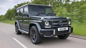 Mercedes-Benz G-Class Review | Top Gear