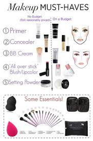 1000 ideas about makeup basics on gelatin makeup and face makeup ng list