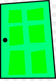 front door clipart. Window Door Animation Clip Art - Front Clipart